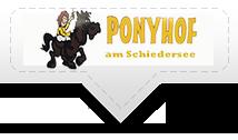 Der Ponyhof am Schiedersee
